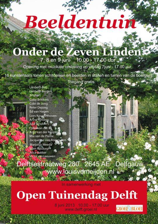 Open Tuinen 8 Juni 2016